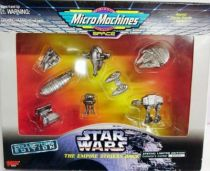 Star Wars - The Empire Strikes Back - Micro-Machines Collectors Edition Set - Galoob