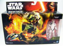 Star Wars - The Force Awakens - Assault Walker & Stormtrooper Sergeant