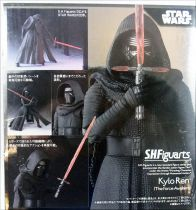 Star Wars : The Force Awakens - Bandai S.H. Figuarts - Kylo Ren