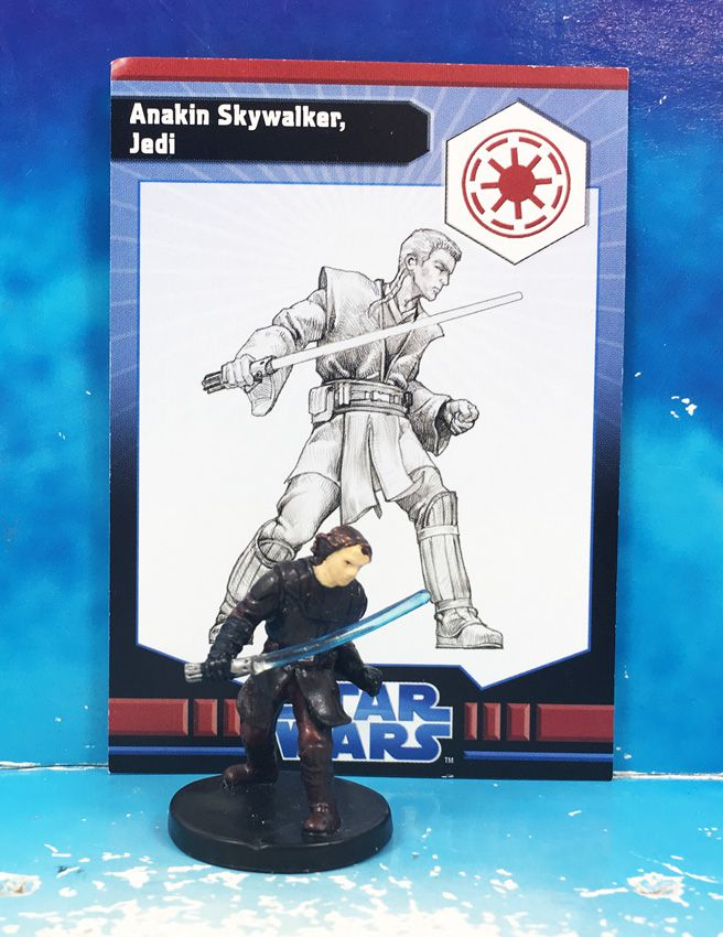 Star Wars - Wizards of the Coast - Anakin Skywalker, Jedi