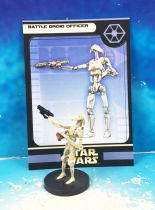 Star Wars - Wizards of the Coast - Battle Droid Officer