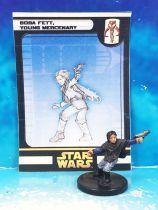 Star Wars - Wizards of the Coast - Boba Fett, Young Mercenary