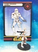 Star Wars - Wizards of the Coast - Clone Trooper Gunner