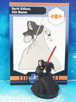 Star Wars - Wizards of the Coast - Darth Sidious, Sith Master