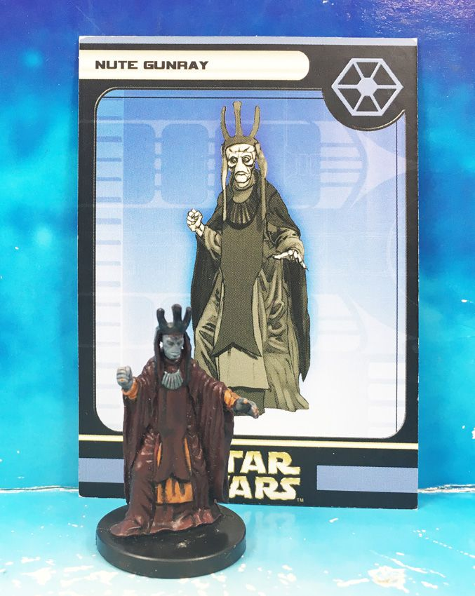Star Wars - Wizards of the Coast - Nute Gunray