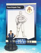 Star Wars - Wizards of the Coast - Peace Brigade Thug