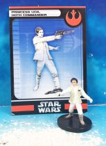 Star Wars - Wizards of the Coast - Princess Leia, Hoth Commander