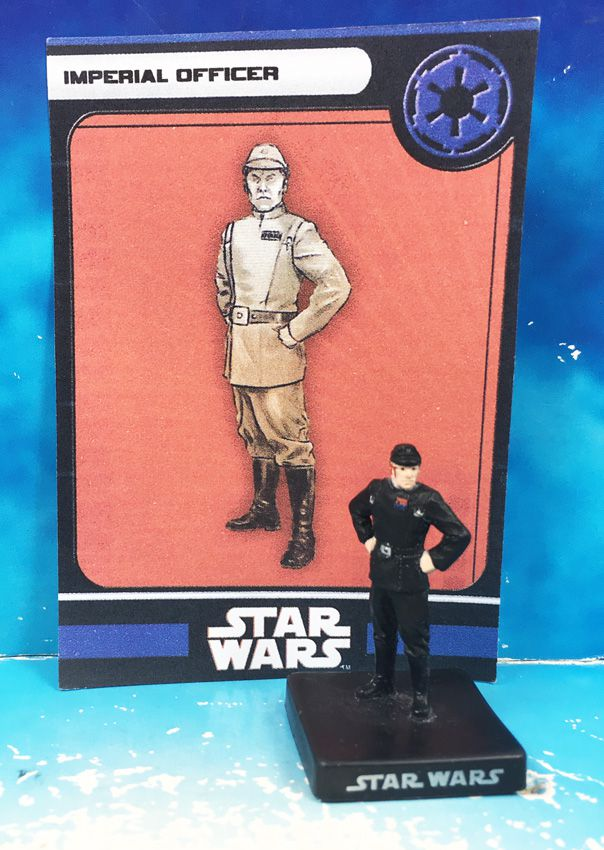 Star Wars - Wizards of the Coast - Star Wars - Wizards of the Coast - Imperial Officer