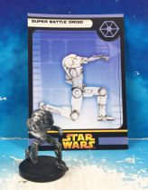 Star Wars - Wizards of the Coast - Super Battle Droid