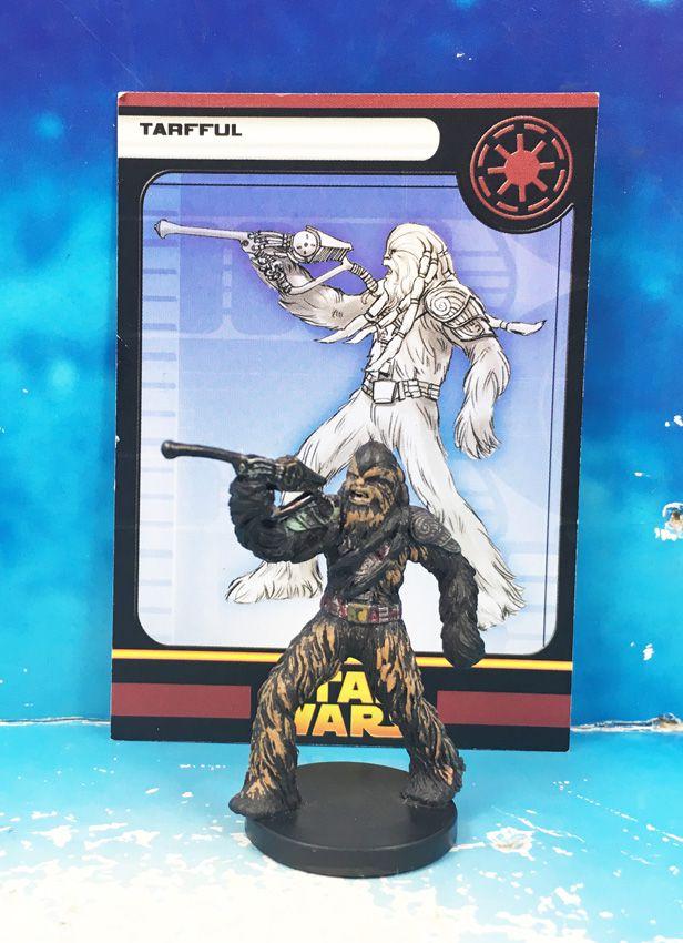 Star Wars - Wizards of the Coast - Tarfful