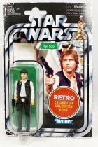 Star Wars (2019 - Retro Collection Series) - Hasbro - Han Solo