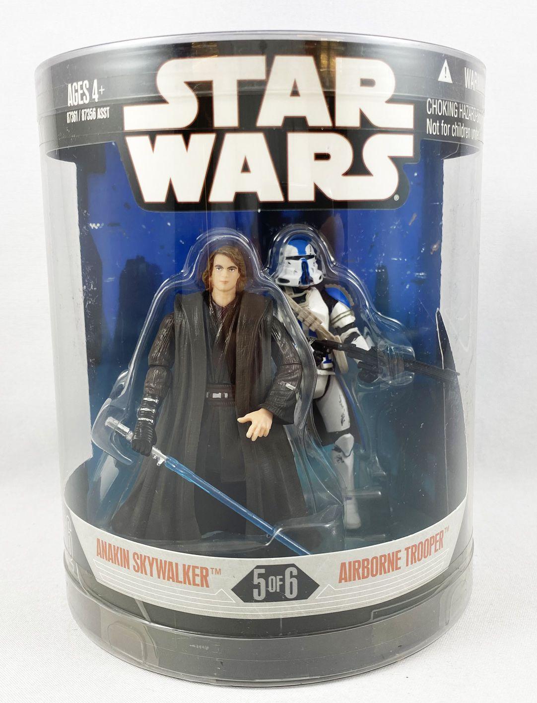 Star Wars 2007 30th Anniversary Anakin Skywalker Order 66 Figure Loose TARGET