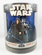 "Star Wars (30th Anniversary) - Hasbro - \""Order 66\"" Anakin Skywalker & Airborne Trooper"