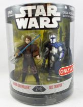 """Star Wars (30th Anniversary) - Hasbro - \""""Order 66\"""" Anakin Skywalker & ARC Trooper (Target exclusive)"""