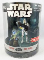 "Star Wars (30th Anniversary) - Hasbro - ""Order 66\"" Tsui Choi & BARC Trooper (Target exclusive)"