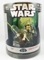 "Star Wars (30th Anniversary) - Hasbro - \""Order 66\"" Yoda & Kashyyyk Trooper"
