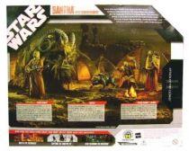 Star Wars (30th Anniversary) - Hasbro - Bantha with Tusken Raiders (Battle Packs)