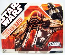 Star Wars (30th Anniversary) - Hasbro - Darth Vader\'s Sith Starfighter