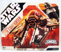 Star Wars (30th Anniversary) - Hasbro - Darth Vader\'s Sith Starfighter