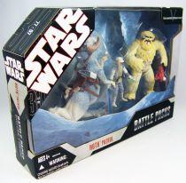 Star Wars (30th Anniversary) - Hasbro - Hoth Patrol (Battle Packs)