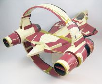 Star Wars (30th Anniversary) - Hasbro - Obi-Wan\'s Starfighter & Hyperspace Ring (loose)