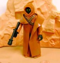 Star Wars (A New Hope) - Kenner - Jawa (vinyl cape)