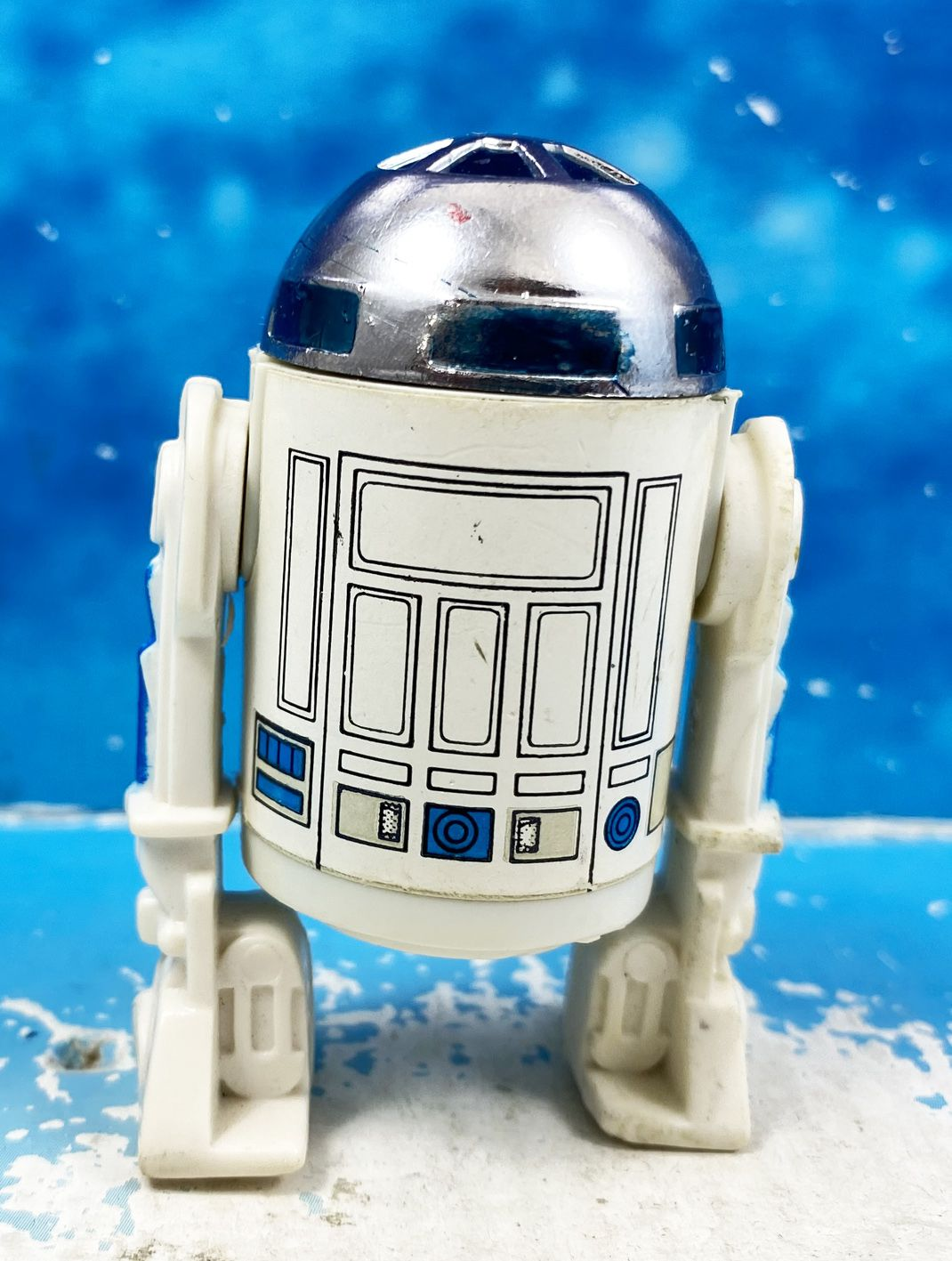 Star Wars (A New Hope) - Kenner - R2-D2 (Made in Taiwan)