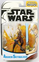 "Star Wars (Cartoon Network Clone Wars) - Hasbro - Anakin Skywalker ""Saber Duel\"""