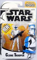 Star Wars (Cartoon Network Clone Wars) - Hasbro - Clone Trooper Blue