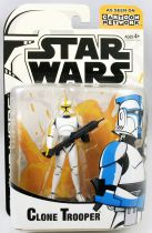 Star Wars (Cartoon Network Clone Wars) - Hasbro - Clone Trooper Yellow