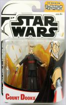 Star Wars (Cartoon Network Clone Wars) - Hasbro - Count Dooku