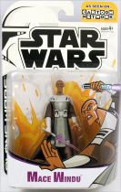 Star Wars (Cartoon Network Clone Wars) - Hasbro - Mace Windu