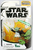 Star Wars (Cartoon Network Clone Wars) - Hasbro - Yoda