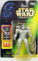Star Wars (Expanded Universe) - Kenner - Dark Trooper (Dark Forces Video Game)