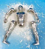 Star Wars (L\'Empire contre-attaque) - Kenner - C-3PO Removable Limbs (Membres amovibles)