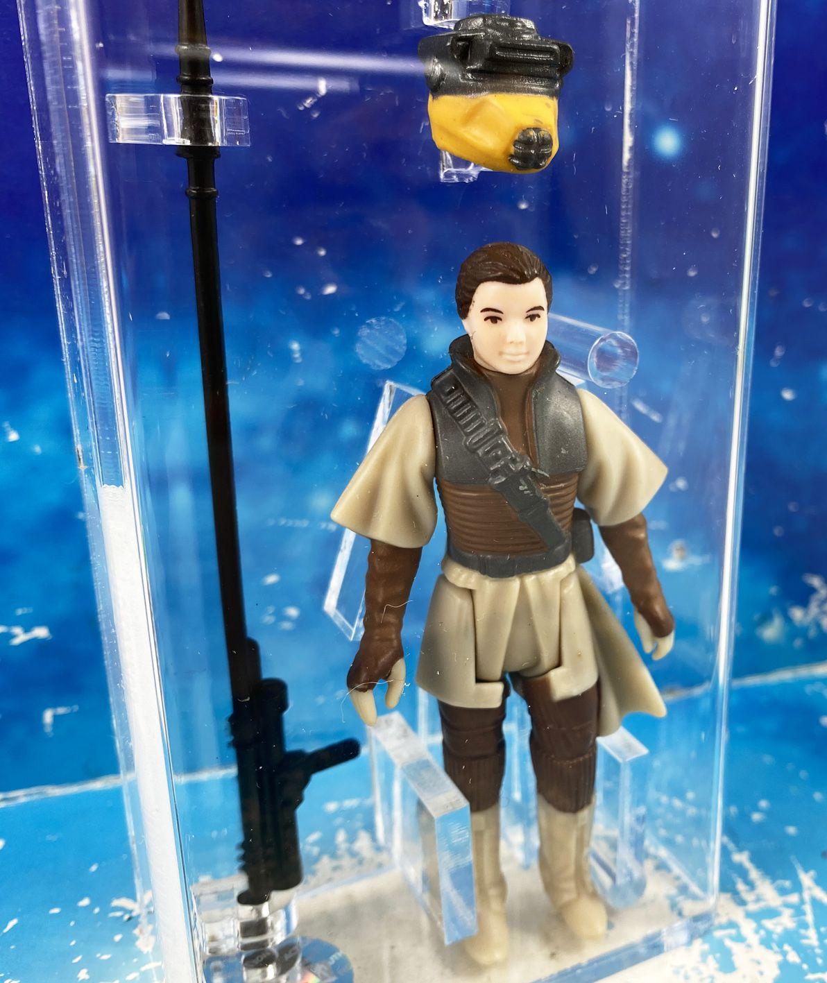 Star Wars (Le Retour du Jedi) - Kenner - Leia Organa en Déguisement Boushh (gradée AFA 75EX+/NM)