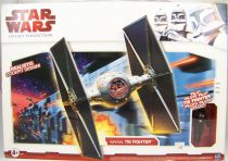 Star Wars (Legacy Collection) - Hasbro - Imperial TIE Fighter (includes Pilot)