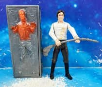 Star Wars (Loose) - Kenner/Hasbro - Han Solo (Battle Of Carkoon)