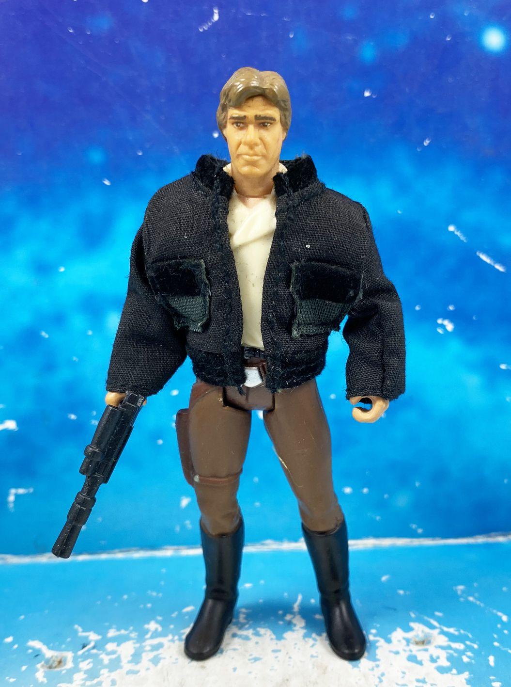 Star Wars (Loose) - Kenner/Hasbro - Han Solo (Bespin Gear) Princess Leia Collection