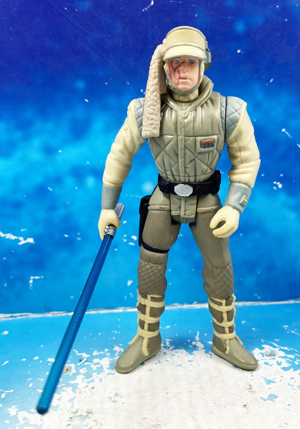 Star Wars (Loose) - Kenner/Hasbro - Luke Skywalker (With Wampa) POTF2