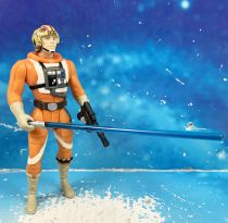 Star Wars (Loose) - Kenner/Hasbro - Luke Skywalker (X-Wing Pilot - Long Saber) POTF2