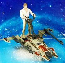 Star Wars (Loose) - Kenner/Hasbro - Luke Skywalker w/Desert Sport Skiff (POTF2 Deluxe)