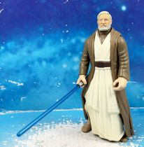 Star Wars (Loose) - Kenner/Hasbro - Obi-Wan Kenobi (POTF2)