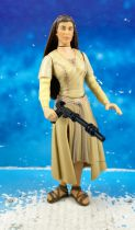 Star Wars (Loose) - Kenner/Hasbro - Princess Leia Organa (Ewok Celebration Outfit) POTF2