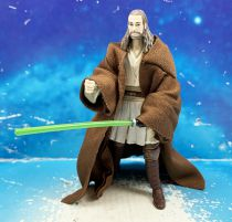 Star Wars (Loose) - Kenner/Hasbro - Qui-Gon Jinn (The Phantom Menace)