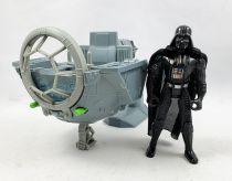 Star Wars (Loose) - Kenner/Hasbro - TIE Fighter w/Darth Vader (Gunner Station)