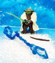 Star Wars (Loose) - Kenner/Hasbro - Yoda (Battle Of Geonosis)