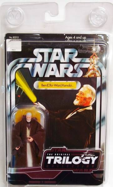 Star Wars (Original Trilogy Collection) - Hasbro - Ben Obi-Wan Kenobi