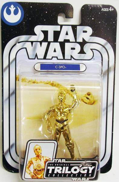 Star Wars (Original Trilogy Collection) - Hasbro - C-3PO (OTC #13)