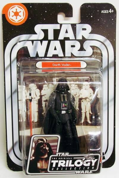 Star Wars Original Trilogy Collection Hasbro Darth Vader Otc 34